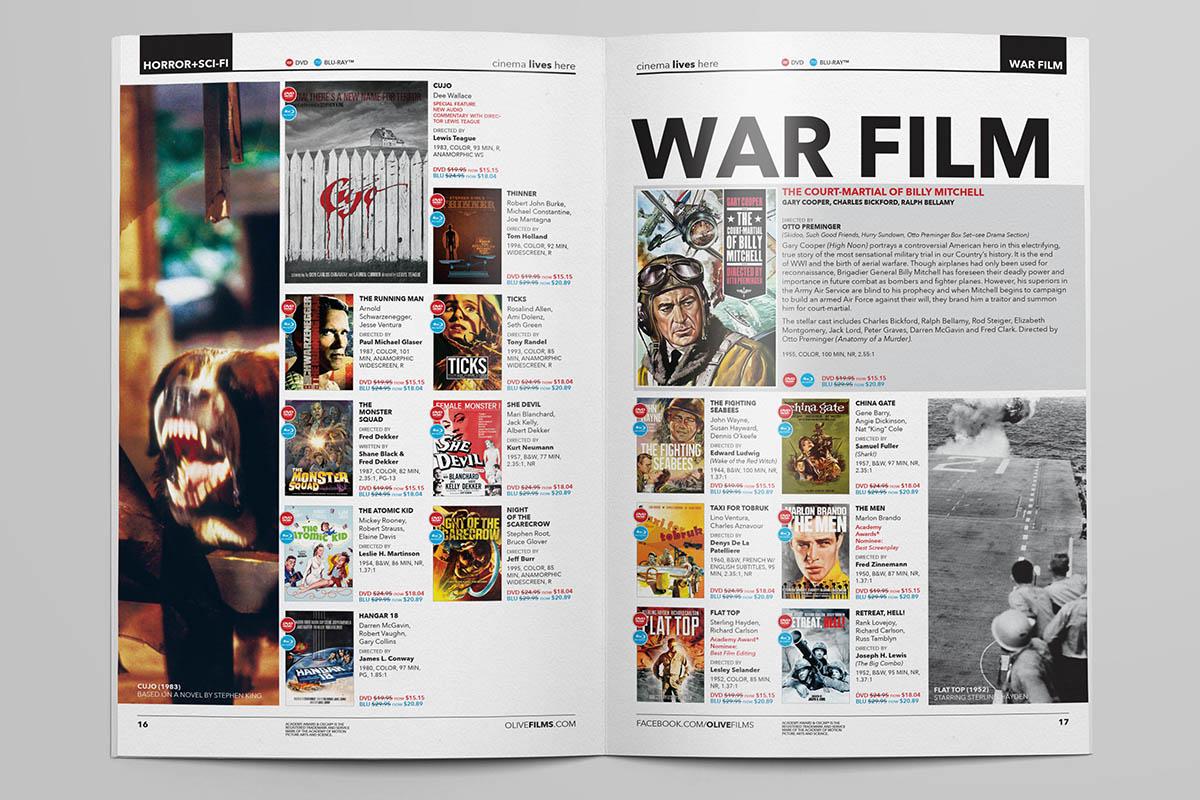 Home Cinema Design Layout Olive Films Catalog Andrew Sobol