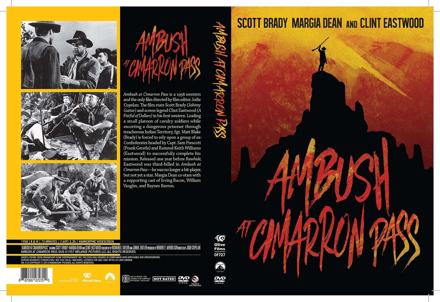 Ambush At Cimarron Pass Andrew Sobol